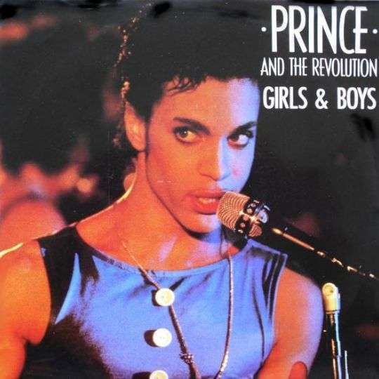 Coverafbeelding Prince and The Revolution - Girls & Boys