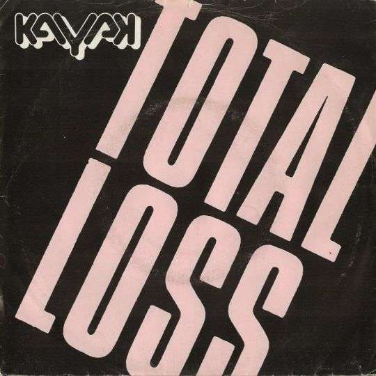 Coverafbeelding Total Loss - Kayak