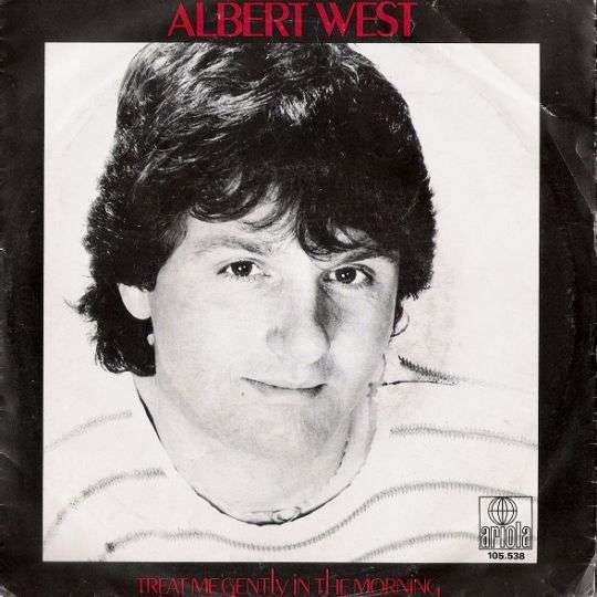 Coverafbeelding Treat Me Gently In The Morning - Albert West