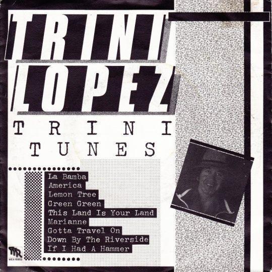 Coverafbeelding Trini Tunes - Trini Lopez