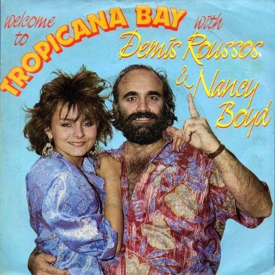 Coverafbeelding Tropicana Bay - Demis Roussos & Nancy Boyd