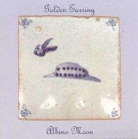Coverafbeelding Albino Moon - Golden Earring