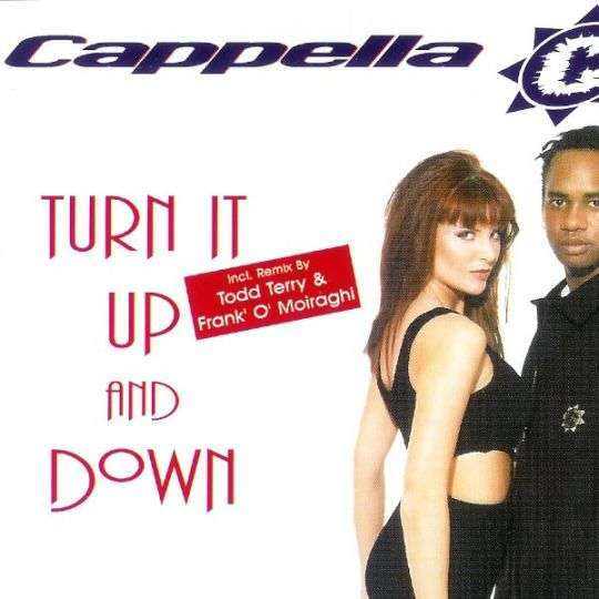 Coverafbeelding Turn It Up And Down - Cappella