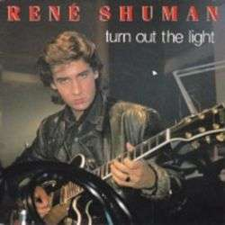 Coverafbeelding Turn Out The Light - René Shuman