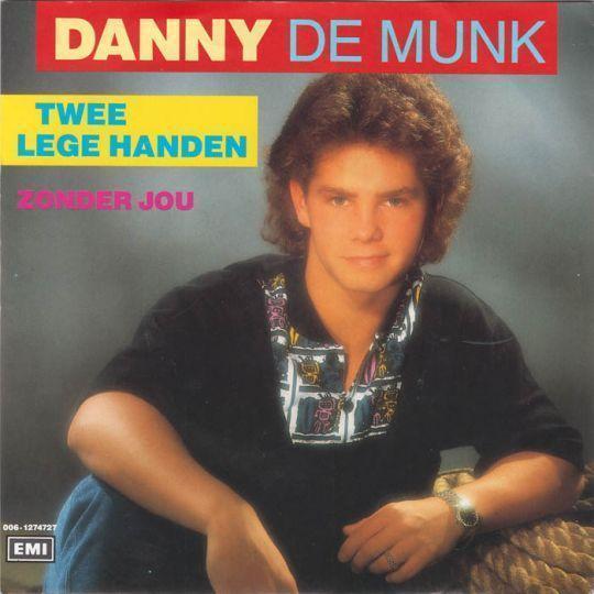 Coverafbeelding Twee Lege Handen - Danny De Munk