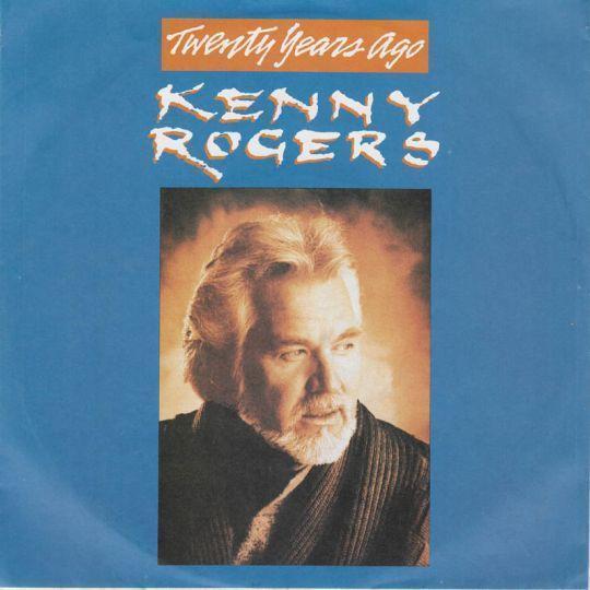 Coverafbeelding Twenty Years Ago - Kenny Rogers