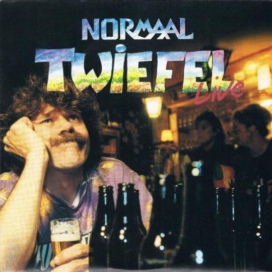 Coverafbeelding Twiefel - Live - Normaal