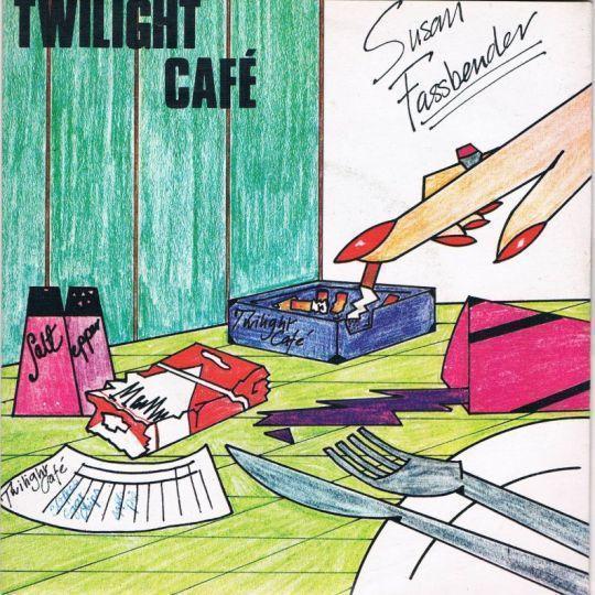 Coverafbeelding Susan Fassbender - Twilight Café