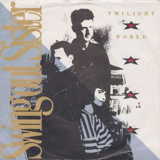 Coverafbeelding Swing Out Sister - Twilight World