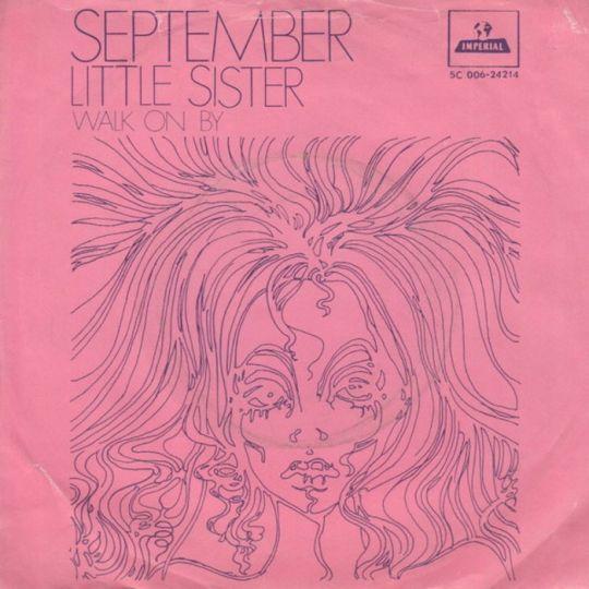 Coverafbeelding September ((NLD)) - Little Sister