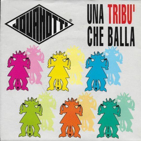 Coverafbeelding Una Tribu' Che Balla - Jovanotti