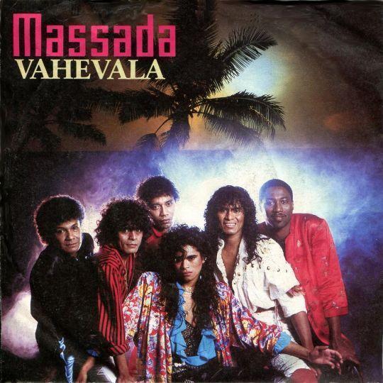 Coverafbeelding Massada - Vahevala