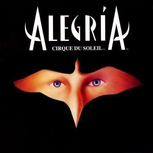 Coverafbeelding Cirque Du Soleil - Alegría