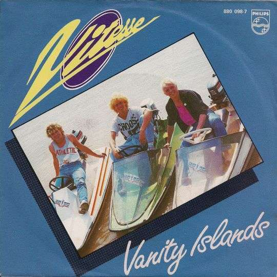 Coverafbeelding Vitesse - Vanity Islands