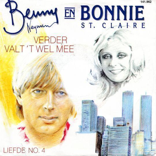 Coverafbeelding Verder Valt 't Wel Mee - Benny Neyman En Bonnie St. Claire