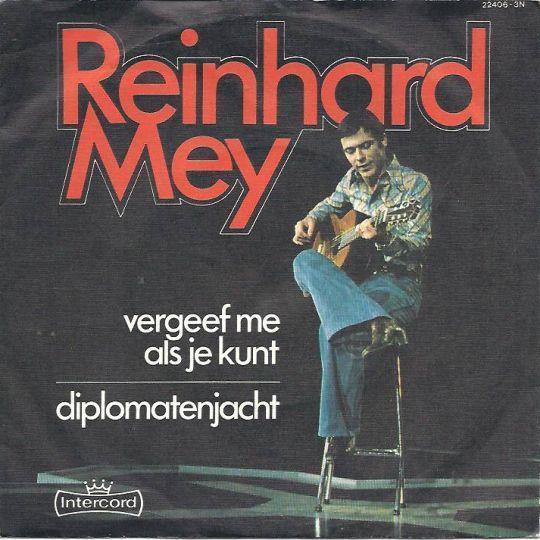 Coverafbeelding Vergeef Me Als Je Kunt - Reinhard Mey