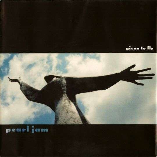 Coverafbeelding Pearl Jam - Given To Fly