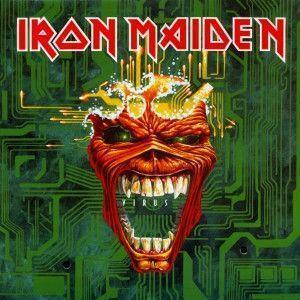 Coverafbeelding Virus - Iron Maiden