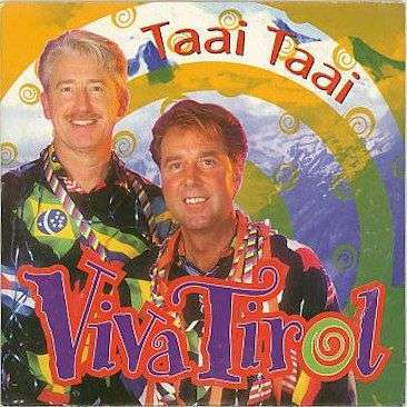 Coverafbeelding Viva Tirol - Taai Taai