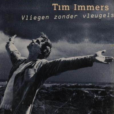 Coverafbeelding Vliegen Zonder Vleugels - Tim Immers