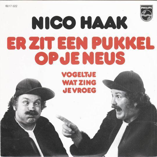 Coverafbeelding Vogeltje Wat Zing Je Vroeg - Nico Haak
