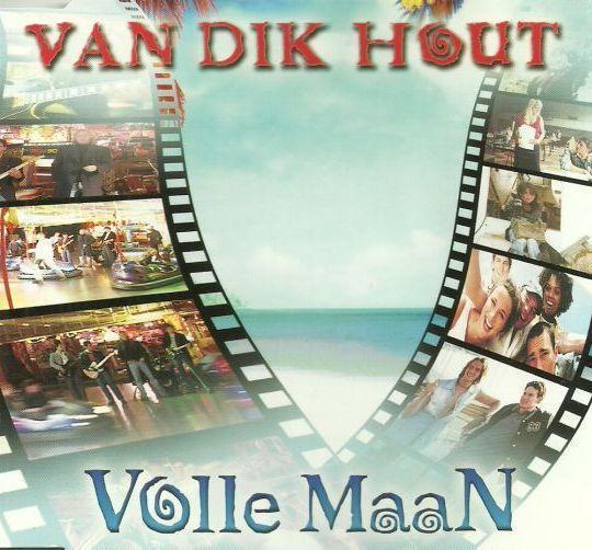 Coverafbeelding Volle Maan - Van Dik Hout