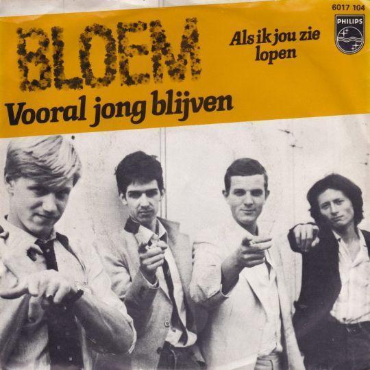Coverafbeelding Vooral Jong Blijven - Bloem