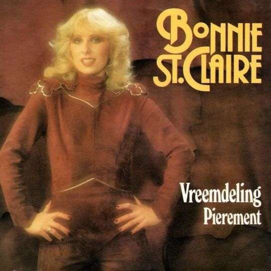 Coverafbeelding Vreemdeling - Bonnie St. Claire