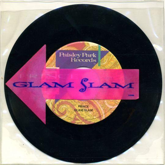 Coverafbeelding Glam Slam - Prince