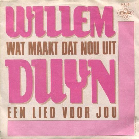 Coverafbeelding Wat Maakt Dat Nou Uit - Willem Duyn