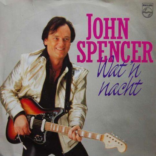 Coverafbeelding Wat 'n Nacht - John Spencer