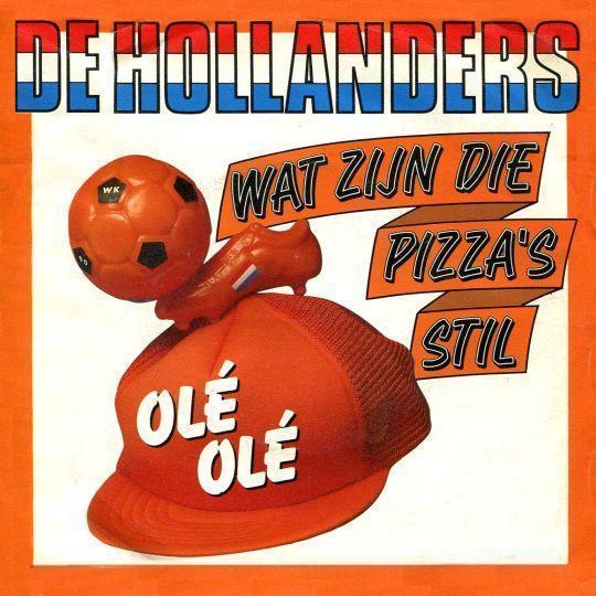 Coverafbeelding Wat Zijn Die Pizza's Stil - De Hollanders
