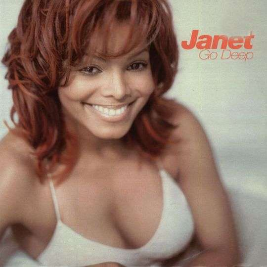 Coverafbeelding Go Deep - Janet