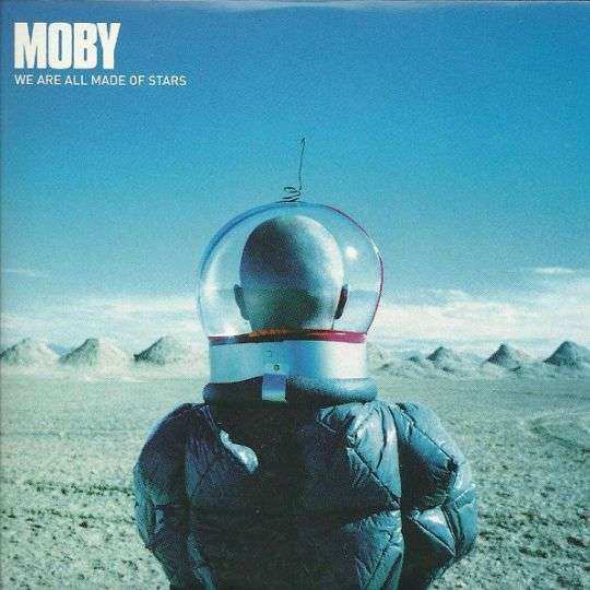 Coverafbeelding We Are All Made Of Stars - Moby