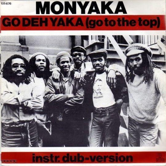 Coverafbeelding Monyaka - Go Deh Yaka (Go To The Top)