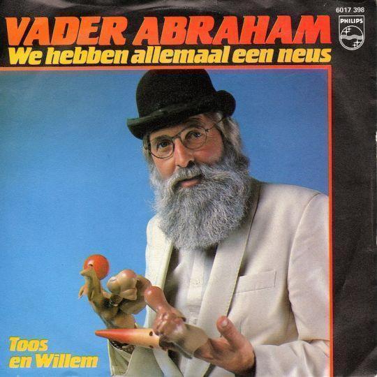 Coverafbeelding We Hebben Allemaal Een Neus - Vader Abraham