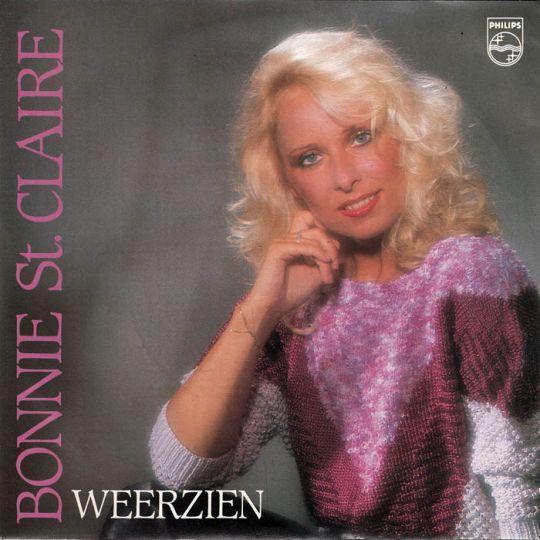 Coverafbeelding Weerzien - Bonnie St. Claire