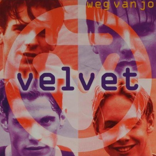 Coverafbeelding Velvet - Weg Van Jou