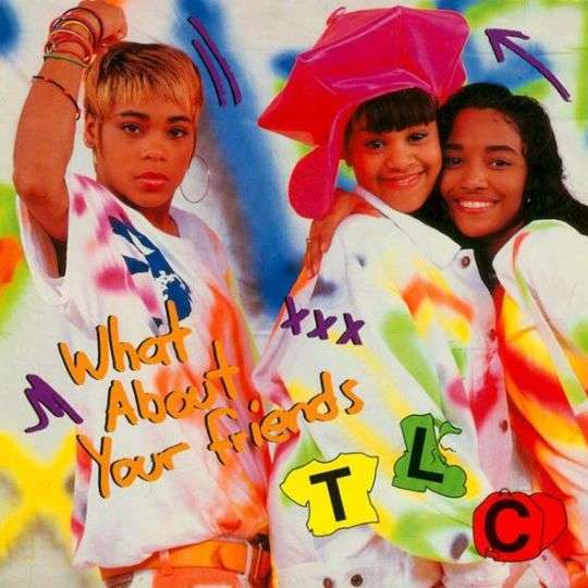 Coverafbeelding What About Your Friends - Tlc