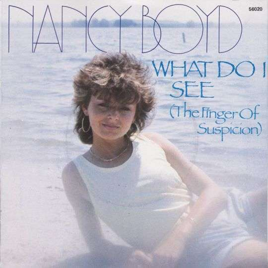 Coverafbeelding What Do I See (The Finger Of Suspicion) - Nancy Boyd