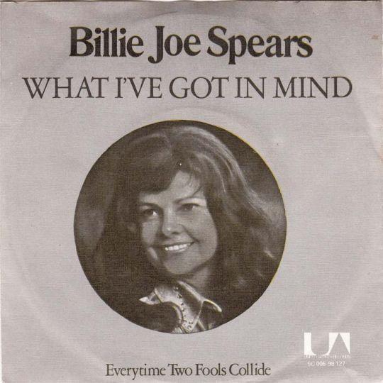 Coverafbeelding Billie Jo Spears - What I've Got In Mind