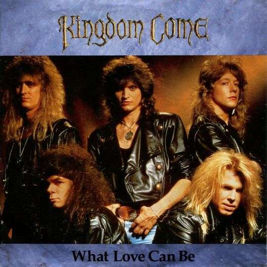 Coverafbeelding Kingdom Come - What Love Can Be