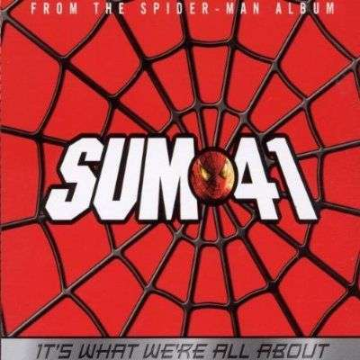 Coverafbeelding Sum 41 - It's What We're All About
