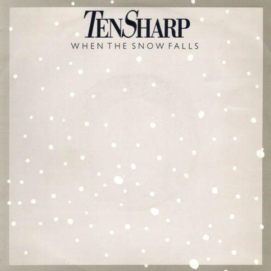 Coverafbeelding When The Snow Falls - Ten Sharp