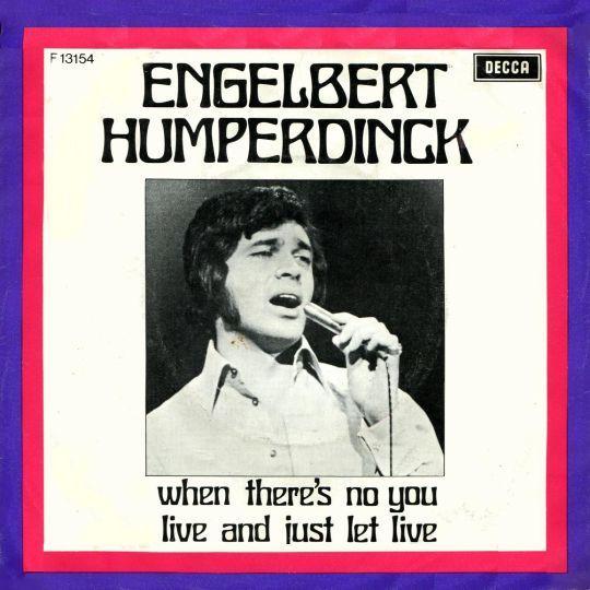 Coverafbeelding When There's No You - Engelbert Humperdinck