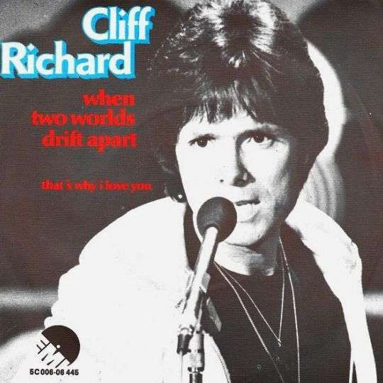 Coverafbeelding Cliff Richard - When Two Worlds Drift Apart