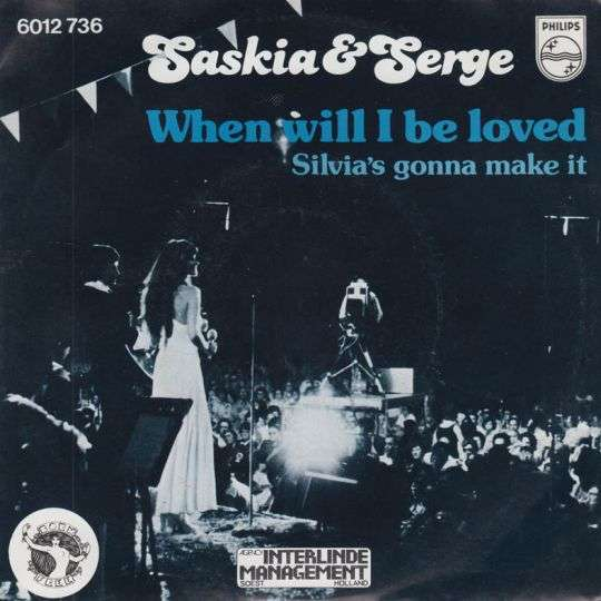 Coverafbeelding When Will I Be Loved - Saskia & Serge