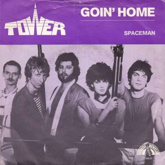 Coverafbeelding Goin' Home - Tower