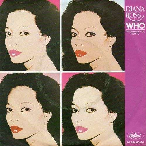 Coverafbeelding Diana Ross - Who