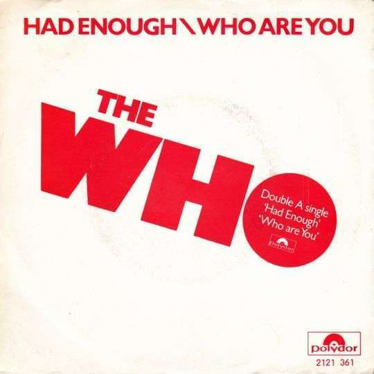 Coverafbeelding Who Are You - The Who